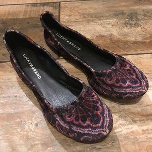 Lucky Brand - Like New! Ballet Flats (8.5)